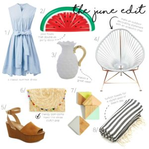 The June Edit