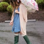 Beat the Gloom with this Colorful Rainy Weather Wear