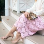 Late Summer Lace: Mixing Patterns and Textures