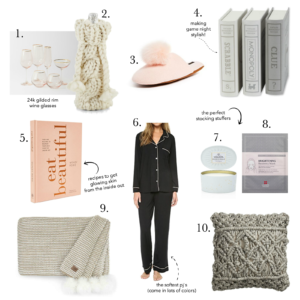 Gift Ideas for the Cozy Connoisseur