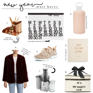 New Year Must Haves